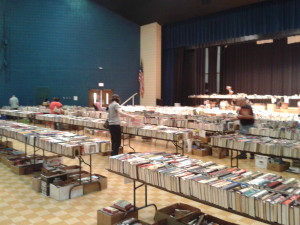 Book Sale Results in Lincolnton, NC