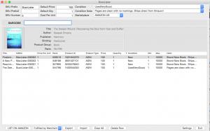 ScanLister – Bulk Listing Tool for Amazon Sellers