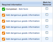 How to Bypass the Dangerous Goods When Converting Items to FBA